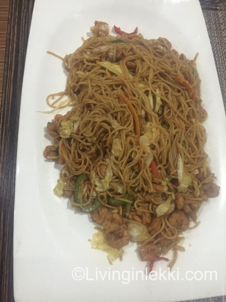 Bhives special noodles 10