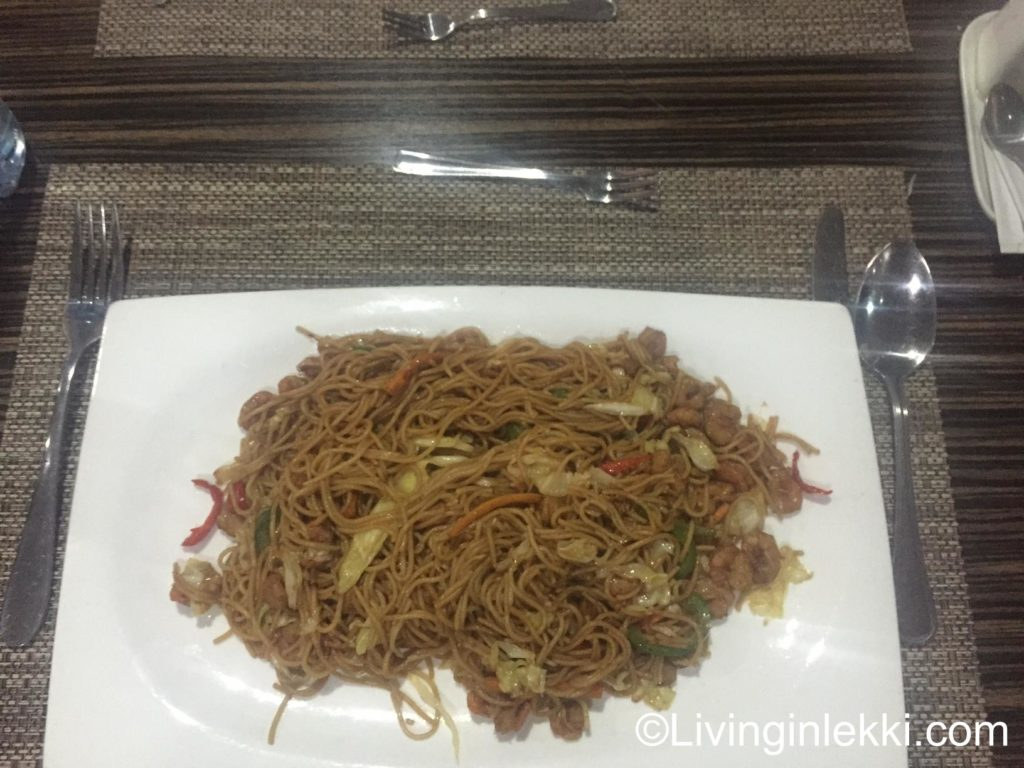 Bhives special noodles 5