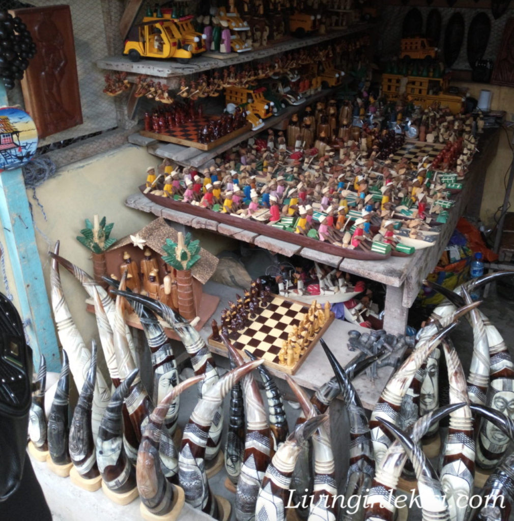Lagos city guide one day in lekki 39 things to do in lagos for Arts and crafts industry